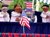 Link to Celebrate America - Puppets, 2002