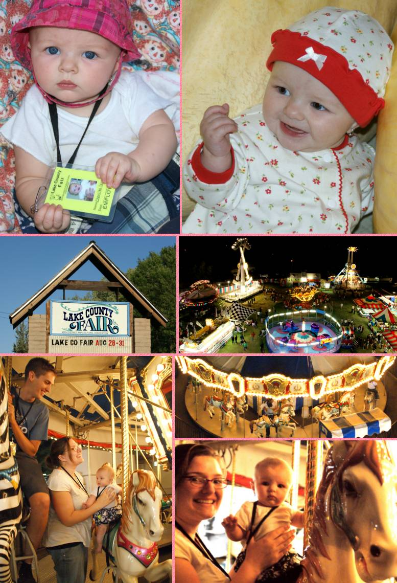 Charlie's First Fair - Lakeport - 8/28/08 - 9/1/08