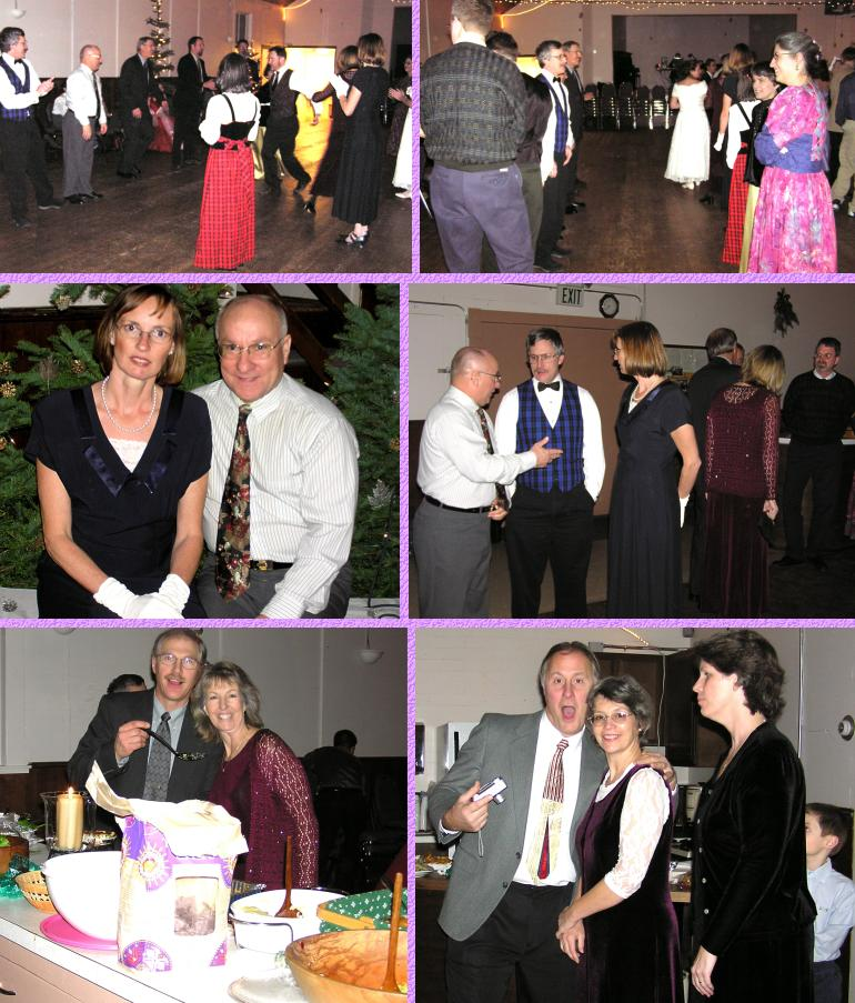 More guests at the New Year's Eve Ball - 12/31/03