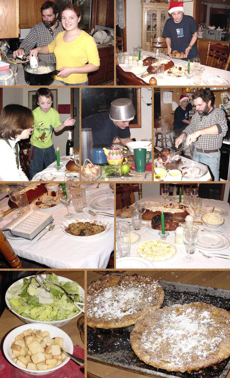 Thanksgiving - November 22, 2001