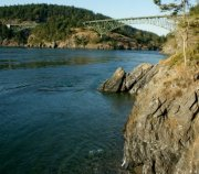 "Link to Facebook album ""Deception Pass Hike - August 16, 2008"""