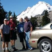 "Link to Facebook album ""Mt. Baker - Hiking the Chain Lakes Trail - 8/5/05"""
