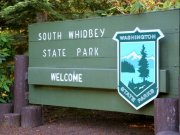 "Link to Facebook album ""Hike - South Whidbey State Park Beach Trail - 7/22/09"""