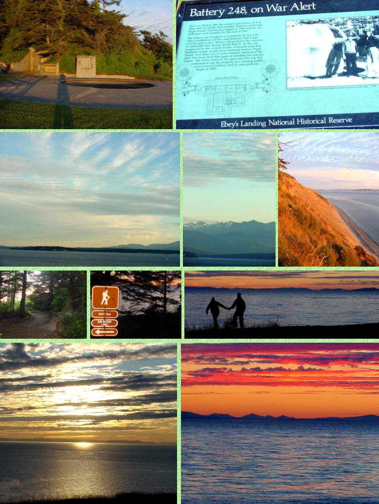 Fort Ebey State Park - 7/5/02