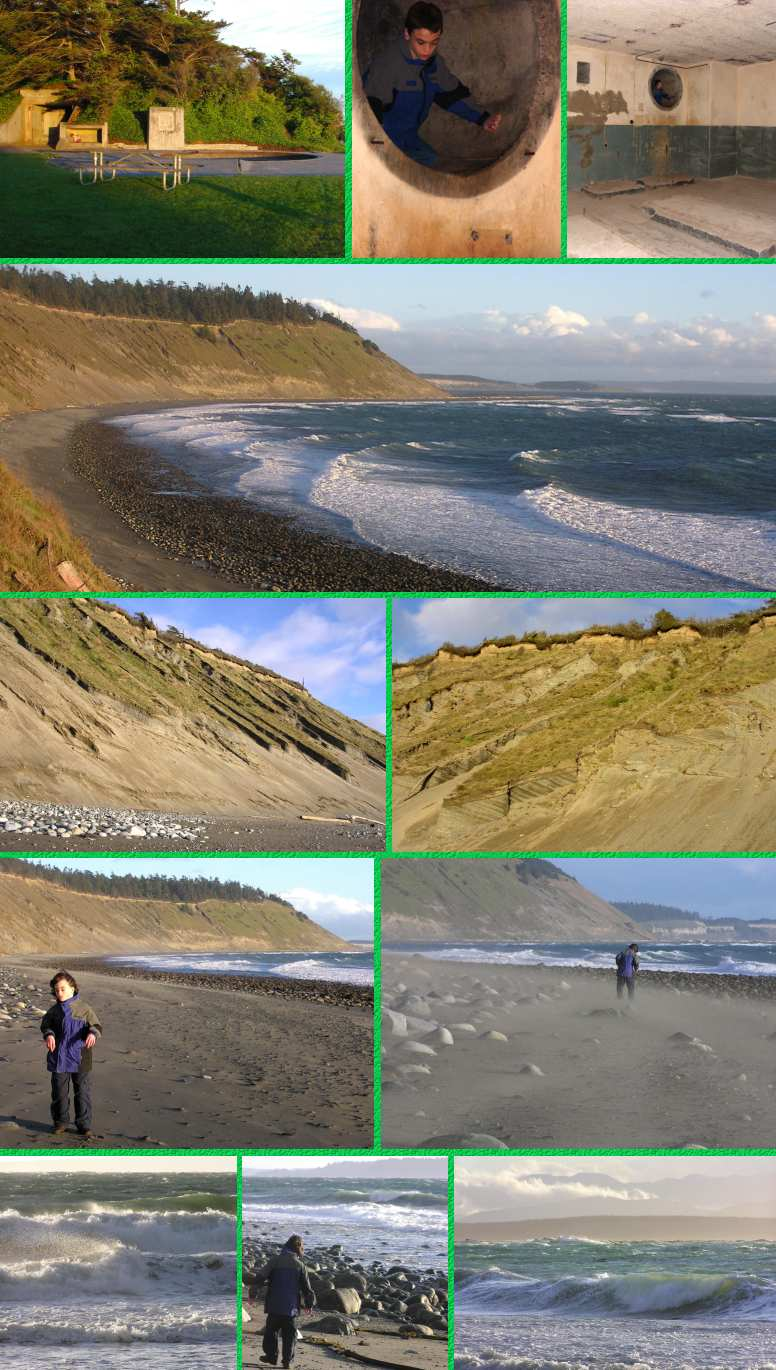 Gio's February 2005 Hikes at Fort Ebey - 28th and 4th