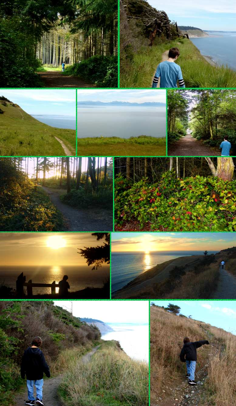 Gio's 2006 Hikes at Fort Ebey