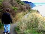Link to Gio's 2006 Hikes at Fort Ebey