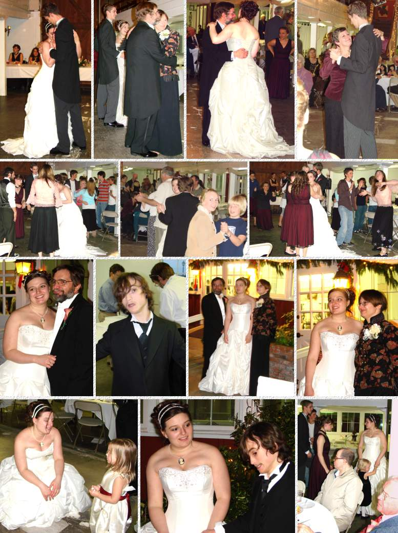 Constanze's Wedding Reception - 11/18/06