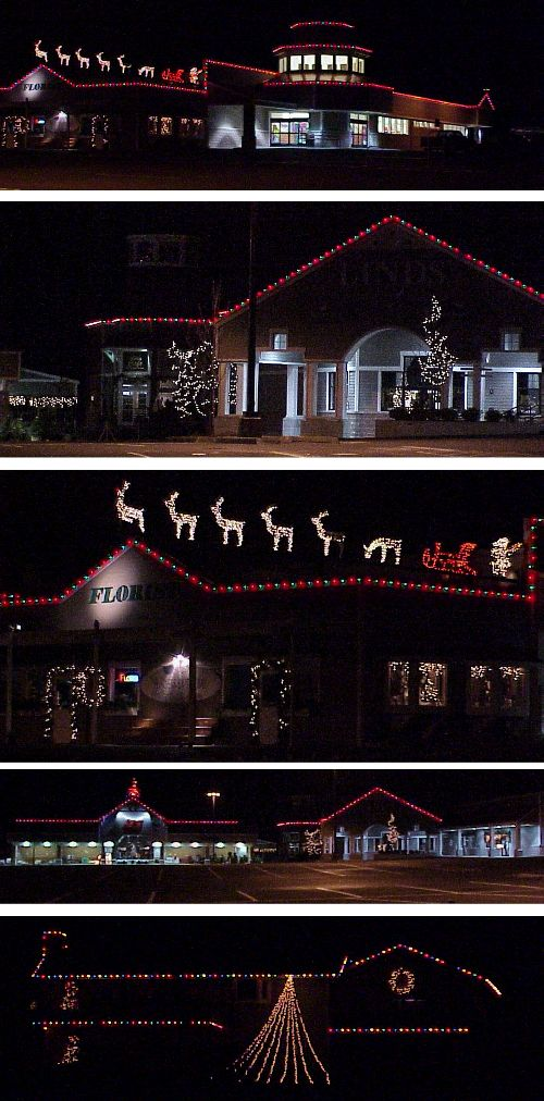 Freeland Christmas Lights