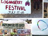 Link to Loganberry Festival