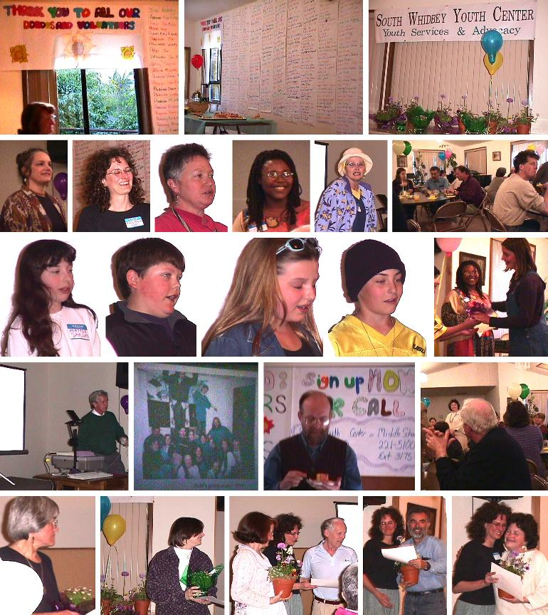 South Whidbey Youth Center 10th Anniversary