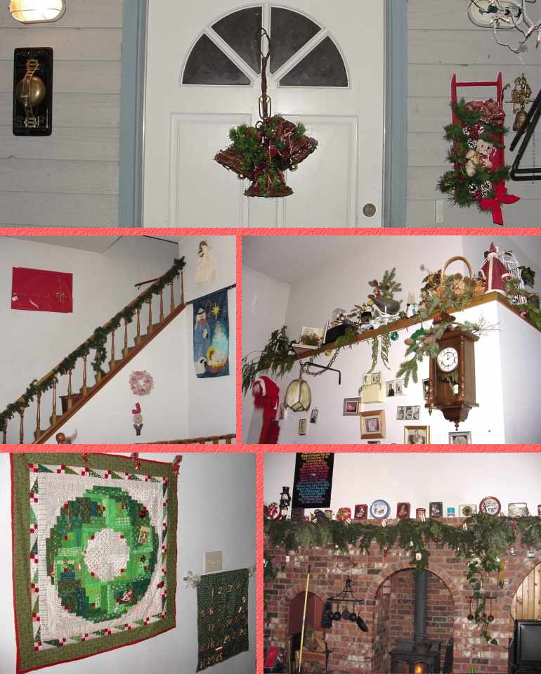 Christmas Decorations, 2001, Top
