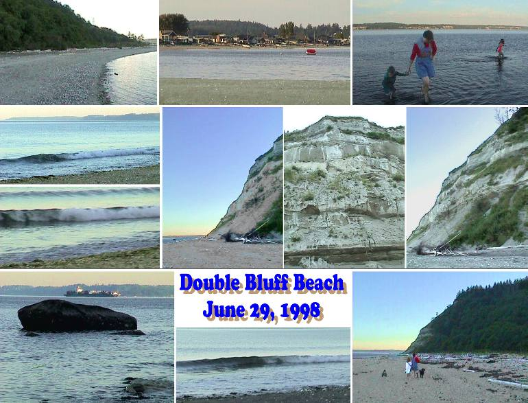 Double Bluff Beach