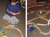 "Link to Gio's ""Thomas"" and ""James"" Trains - 9/4/00"